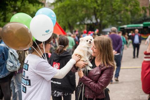 Allt fler bryr sig om djuren i Västerås
