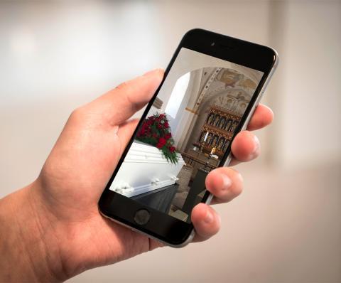 Fenix Begravning lanserar livestreaming av begravningar