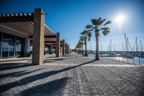 Hi-res image - Karpaz Gate Marina - Karpaz Gate Marina in North Cyprus - TYHA International Marina of the Year Runner-up 2018/19