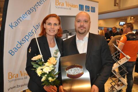 Taxi Göteborg utsedda till Årets entreprenör i  Stora Trafiksäkerhetspriset 2016