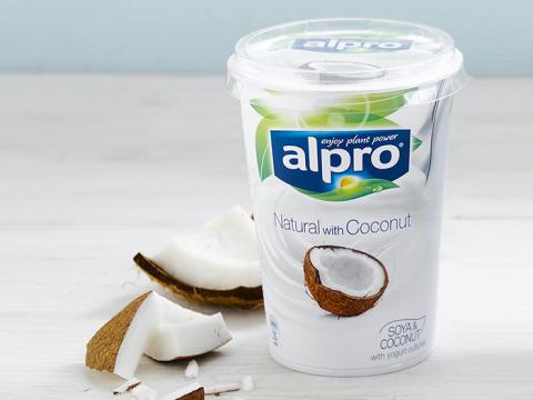 Alpro Joghurt Kokos