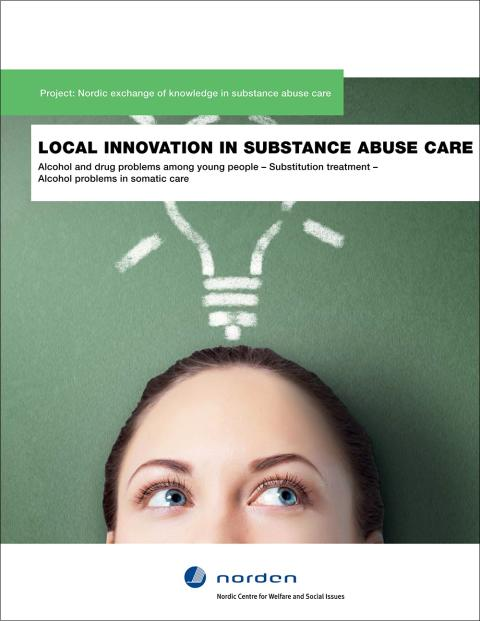Publication: Local innovation in substance abuse care