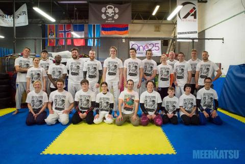 Bristol martial arts gym raises £3000 for charity with 24 hours of Brazilian Jiu Jitsu grappling