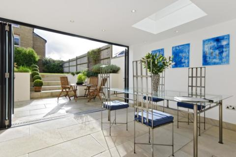 Property of the Week: Bow, Sales - Modern and stylish Victorian house