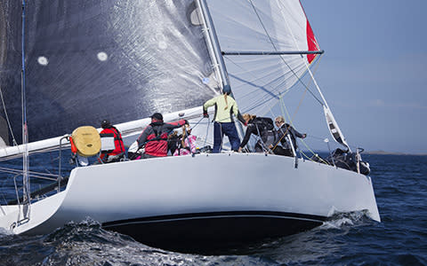 ÅF Offshore Race begins with news of renewed cooperation