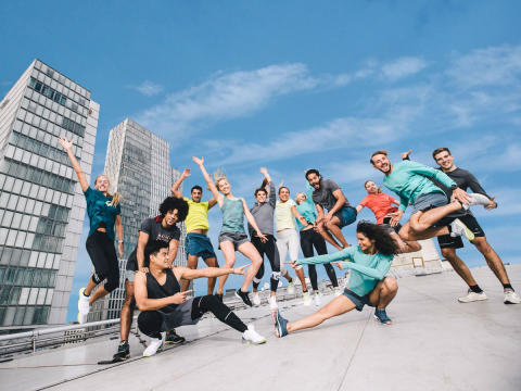 ASICS CALLS FOR NEW MEMBERS TO JOIN ITS SUCCESSFUL ASICS FRONTRUNNER COMMUNITY EXPANDING TO 30 COUNTRIES WORLDWIDE