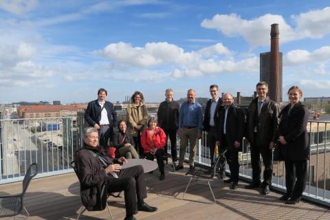 Tysklands grønne frontløber har fokus på energieffektivisering af bygninger