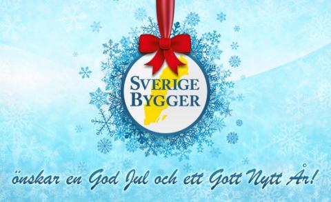 God Jul & Gott Nytt År. Personalens julklappspengar gick i år till sex olika välgörenhetsorganisationer.