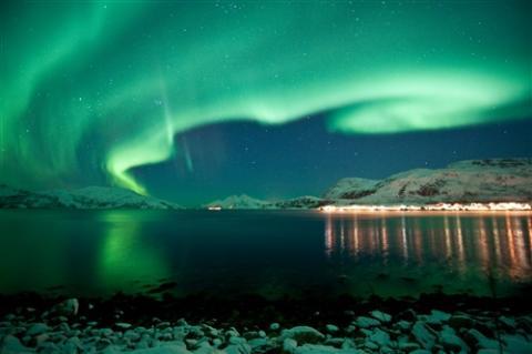 Hitta norrskenet – med ny app