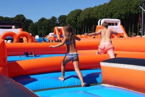 Olympiafältet fylls med gratis aktiviteter