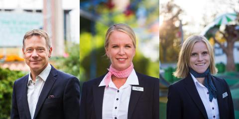 Organisationsförändringar i Lisebergs ledning