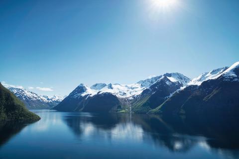 Norwegische Fische und Meeresfrüchte sind sicher und nachhaltig