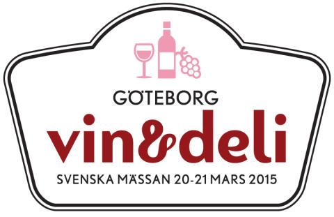 Äntligen får Göteborg en egen vin- och delikatessmässa!