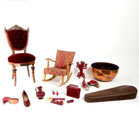 Rött - ny utställning på Örebro läns museum