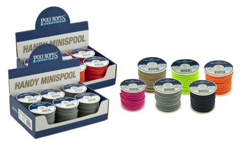 Bild med länk till pressrelease Sätt färg på hösten! - Polyestersilkelinor i många nya färger!