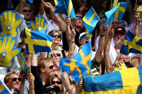 Swedish teams for WEG 2018