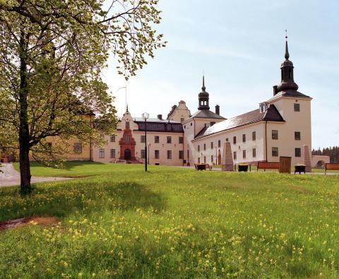 Tyresö slott – ståtlig nationalromantik