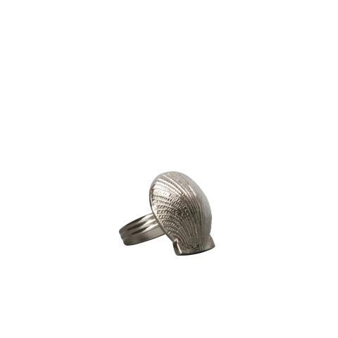 NAPKIN RING SHELL 516-007si