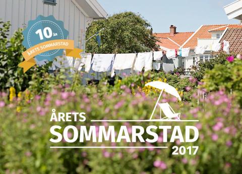 Kalmar gjorde det igen! Vinnare av Årets sommarstad 2017