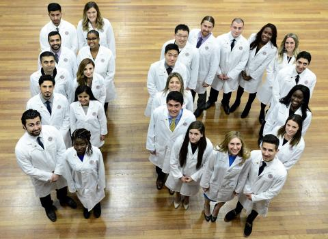 Global medical students celebrate tenth anniversary of studying in the UK
