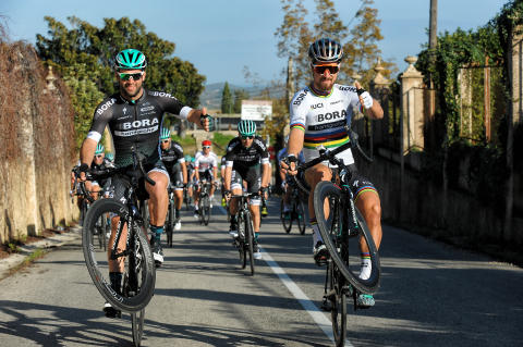 Craft Sportswear and BORA-hansgrohe deepen collaboration for the 2017 season