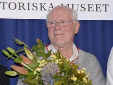 Erik de Maré från Malmö årets svenska mästare i nyskrivna snapsvisor