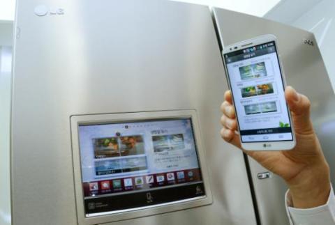 LG:ltä uusia kodinkoneita chat-toiminnolla
