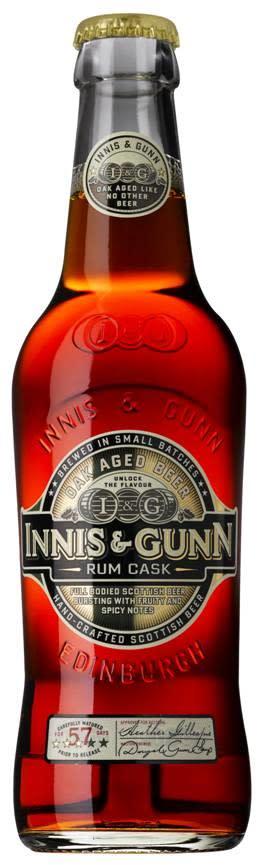 Succéöl från Innis & Gunn tog slut direkt