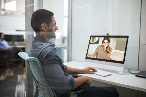 Cisco fortsätter att underlätta samarbete – och den här gången är det personligt