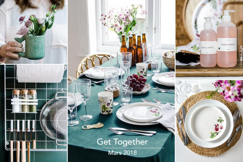 Lagerhaus presenterer kolleksjonene Get Together