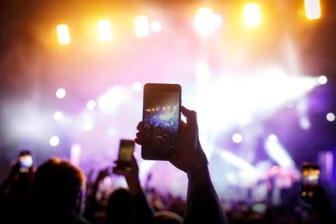 Dataforbruget stiger fortsat på landets festivaler