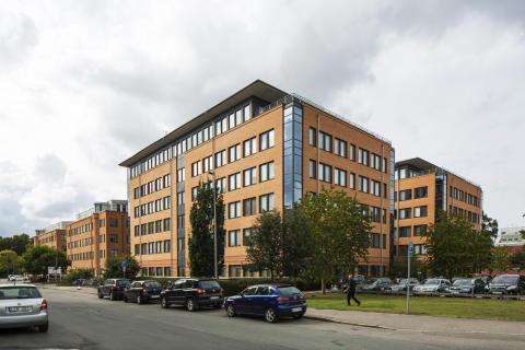 Bonnier Fastigheter förvärvar kontorsfastighet i centrala Uppsala
