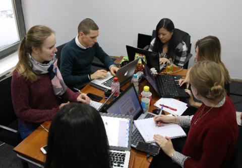 """Masterstudierende aus Wildau unterstützen """"Spandauer Jugend e.V."""" bei der Suche nach Schülerpaten"""