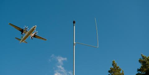 Mätstationer runt Arlanda
