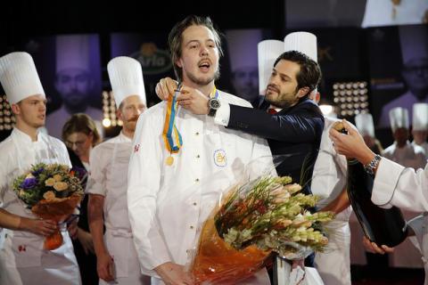 Finalen i årets kock avgörs i Malmö Arena