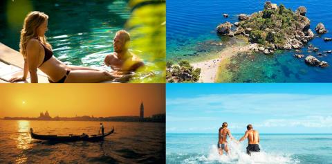 Her er reiseekspertenes romantiske favoritter