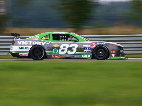 Solid Försäkringar och Memphis Racing stödjer Gunnar Nilssons Cancerstiftelse