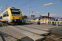 Från den 1 mars 2014 övertar Veolia driften av hela krösatågstrafiken