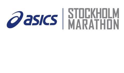 ASICS bliver navnesponsor for Stockholm Maraton