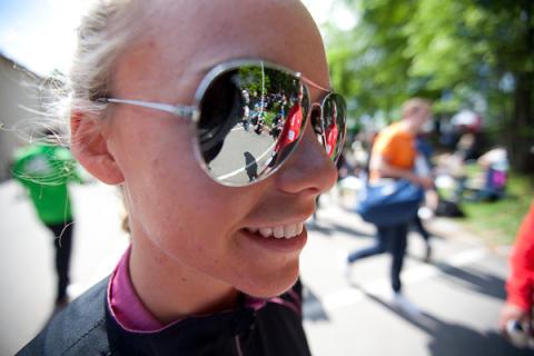 Över 20 000 kvinnor i GöteborgsVarvet