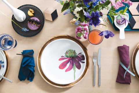 Hello, Spring –  Welcome fresh and colourful joie de vivre into your home