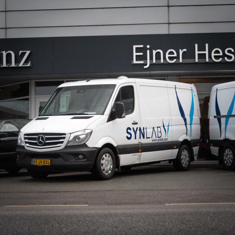 Mercedes Sprinter Synlab