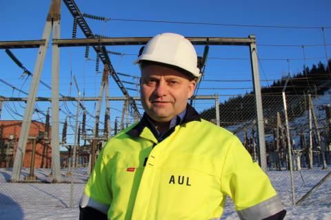Arve Ulriksen, Mo Industripark
