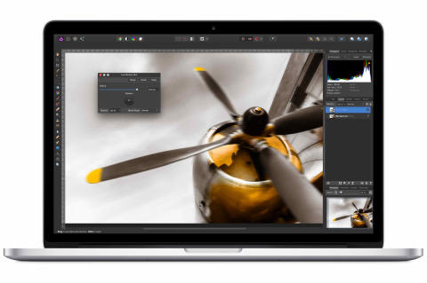 Celebrate Affinity Photo's first birthday with 20% off in the Mac App Store