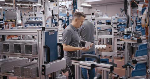 Ewellix factory_Schweinfurt