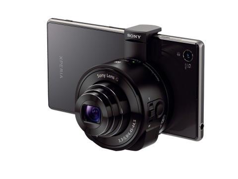 Sony DSC QX Series