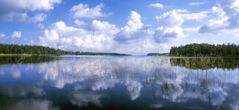 Vattensamarbete över länsgränserna
