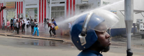 Burundi: Dödligt polisvåld används för att krossa demonstrationer