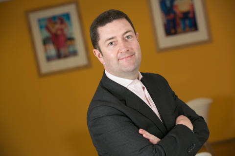 Conor Langford, Ireland Country Manager, Visa Europe