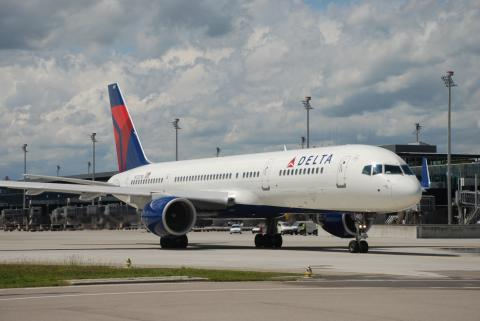 Delta launches year-round service from New York-JFK to Edinburgh